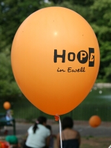 hope balloon - copyright © 2010 cecily wilson